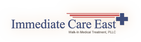 Immediate Care East Logo